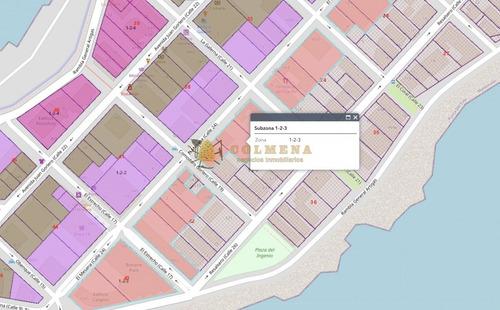 Casa En Peninsula - Se Vende Ubicacion Ideal Para Edifico Bajo - Consulte!!!!!!-ref:3626
