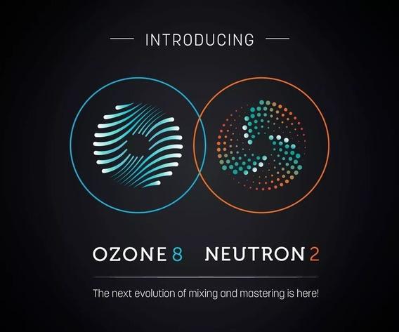 Izotope Ozone 8 + Izotope Neutron 3 + Nectar 3 Win / Mac
