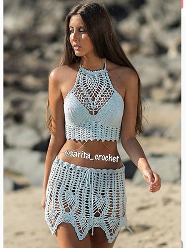Conjunto De Verano/ropa De Playa