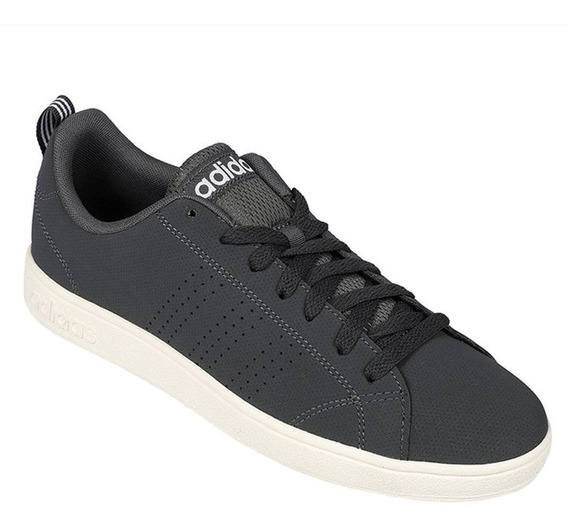 Tenis adidas Vs Advantage Grafite Preto