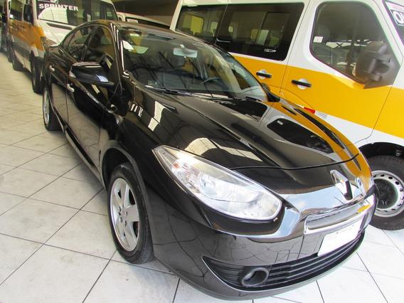 Renault Fluence 2014 Preto