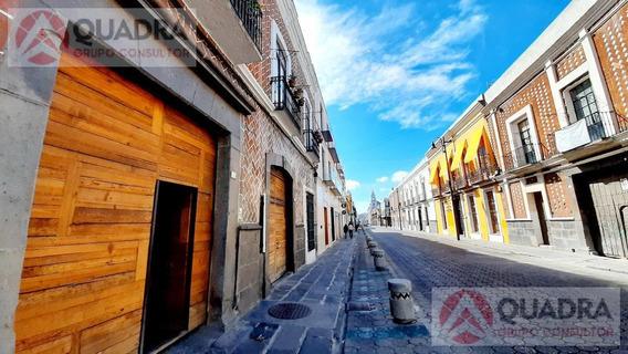Departamento En Renta En El Centro De La Ciudad Cercano A Zocalo Puebla
