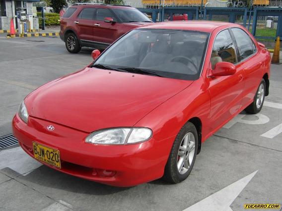 Hyundai Elantra Gls 1800