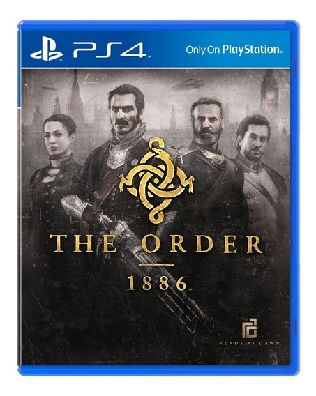 The Order 1886 [ Key 2 ] Português [ Ps4