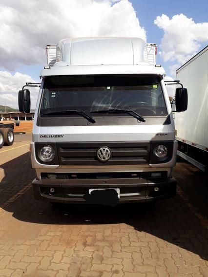 Volkswagen 8.160 Delivery - 2012/2012
