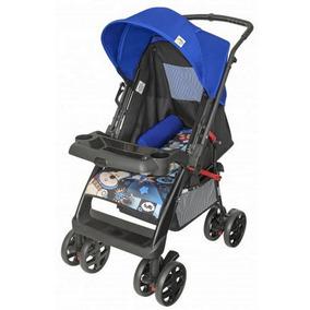 Carrinho De Bebê Supreme Tutti Baby Azul