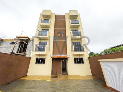 Apartamentos Novos No Jardim América Em Poá/sp; 2 Quartos; 1 Vaga - Ap0016