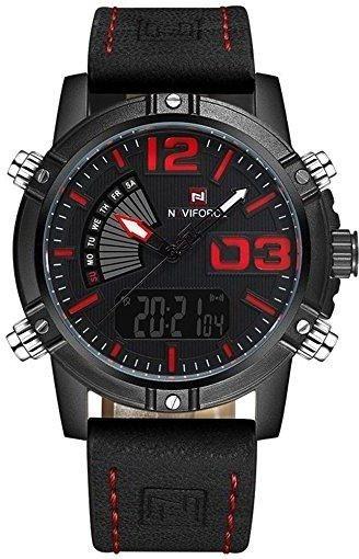 Relógios Naviforce Nf9095m Digital Analógico