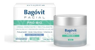 Bagovit Facial Pro Bio Crema De Dia Nutritiva 55grs