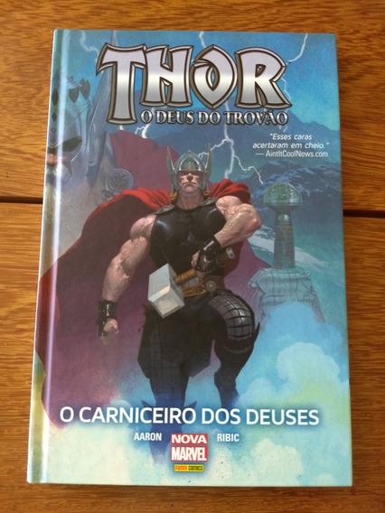 Thor - O Carniceiro Dos Deuses - Panini (usado)