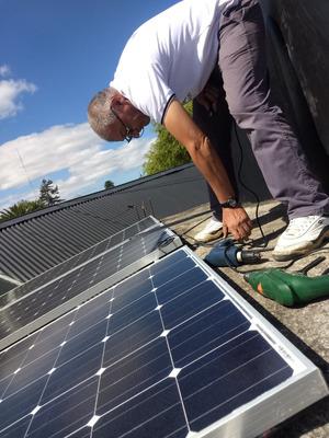 Instalaciones Sistemas Solares Fotovoltaicos Y Termicos