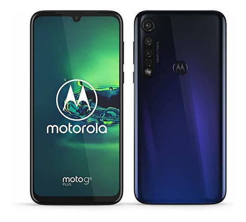 Moto G8 Plus 64 Gb 4gb Ram Sellado En Caja