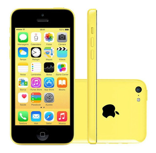 Apple iPhone 5c 16gb Original Nfe 1gb Ram | Vitrine