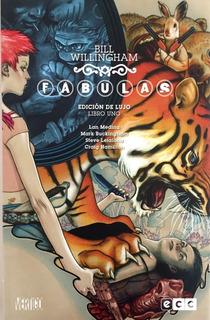 Fábulas - Bill Willingham Dc Comics - Blancanieves