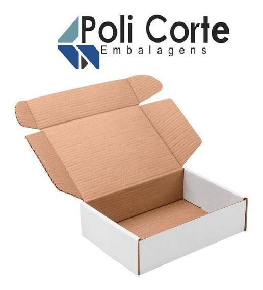 30 Unidades De Caixa De Papelão P/ Salgados/doce 22x15x5,5