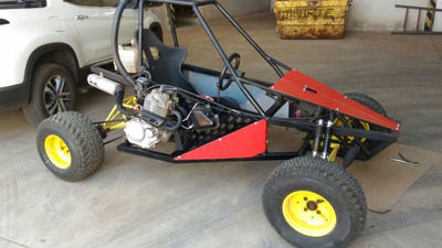 Honda Xlx 250, Kart Cross