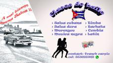Clases Particulares De Baile (salsa,bachata,etc)