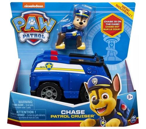 Auto De Policía De Chase - Paw Patrol