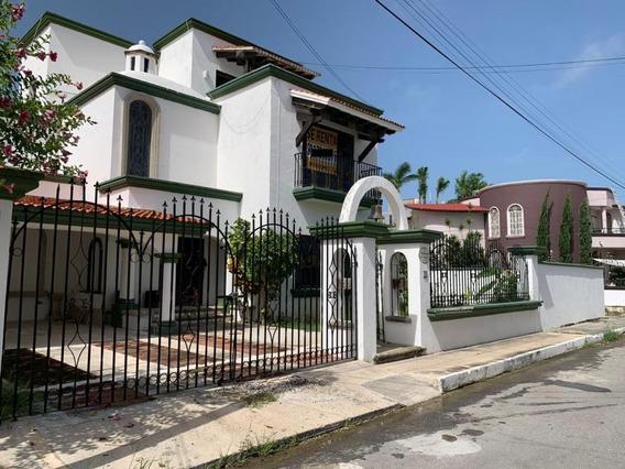 Renta Casa Grande Con Alberca En Campeche Fracciorama