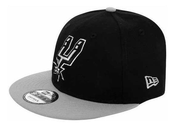 Gorra New Era Snapback San Antonio Spurs Nba Nueva Original
