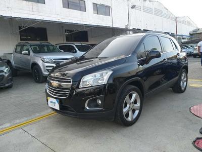 Chevrolet Tracker Ltz 2016 Negra