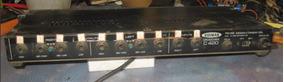 Crossolver Voxman C420 Stéreo