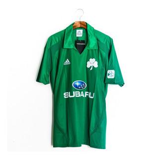 Camisa De Futebol Masculino Panathinaikos 2007/08 adidas