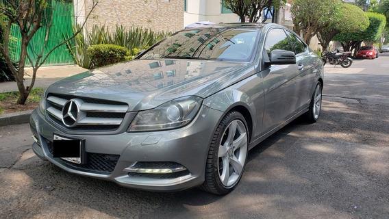Mercedes Benz C250 Coupe 2014 Factura De Agencia