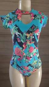 Body Feminino Estampado