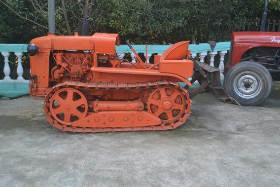 Trator Fiat Esteira