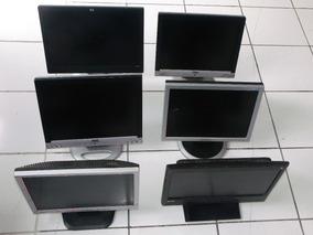Monitores De Pc (retirada De Peças)
