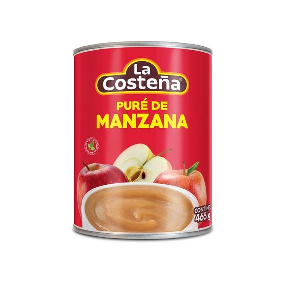 Pure De Manzana - Caja Con 12 Piezas De 465 G