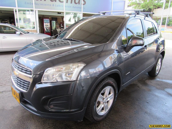 Chevrolet Tracker Fwd-ls Mt