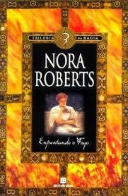Livro Trilogia Da Magia - Vol 3 - En Nora Roberts