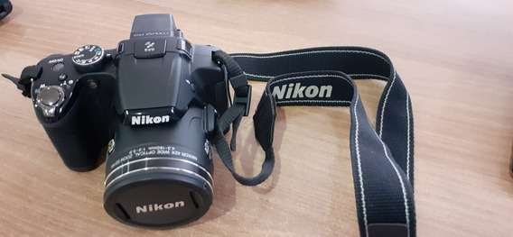 Câmera Fotográfica Semi Profissional Nikon Coolpix P510