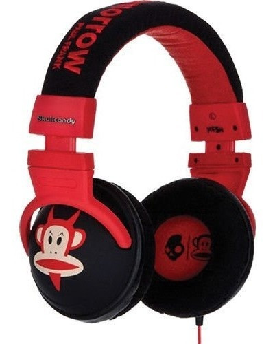 Headphone Skullcandy Paul Frank Urban Assault