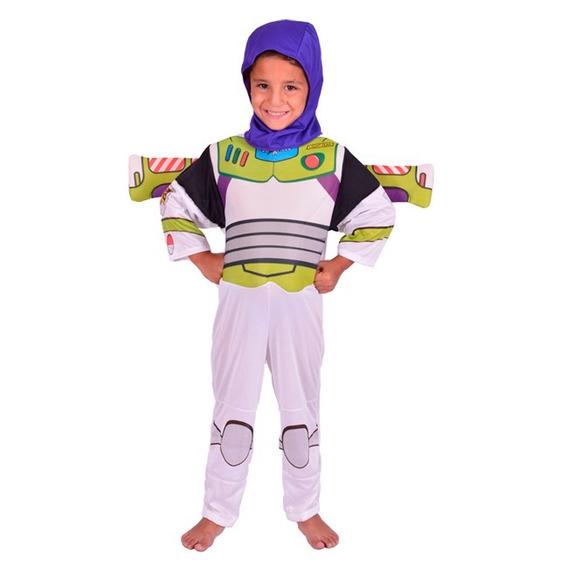 Disfraz De Buzz Lightyear Con Luz Toy Story Disney New Toys