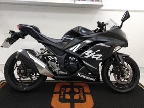 Kawasaki Ninja 300 Abs Preto 2017 - Target Race