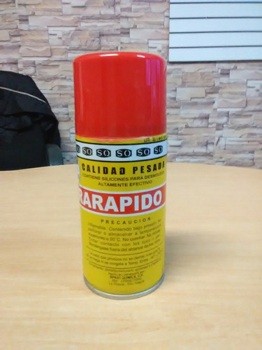 Silicon Desmoldeable En Spray Sq