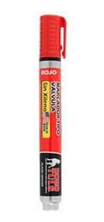 Uk2005 Marcador De Valvula Rojo Dogo