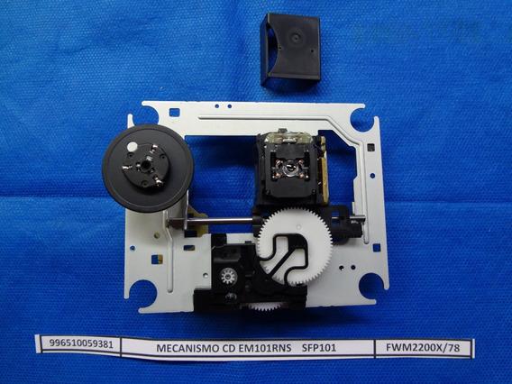 Mecanismo C/ Unidade Óptica Mini System Philips Fwm2200x/78