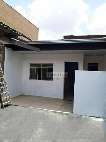 Imagem 1 de 20 de Casa Com 2 Dormitórios À Venda, 131 M² Por R$ 240.000,00 - Parque Pereira - São Paulo/sp - Ca0710