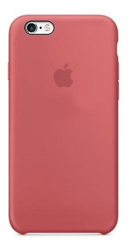 Case Soft iPhone 5 5s Se Apple Original + Vidrio Gorila