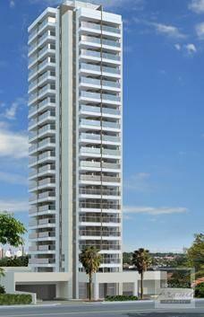 Apartamento Com 1 Dormitório À Venda, 52 M² Por R$ 360.000 - Condomínio Spettacolo Patriani - Sorocaba/sp, Próximo Ao Shopping Iguatemi. - Ap0118