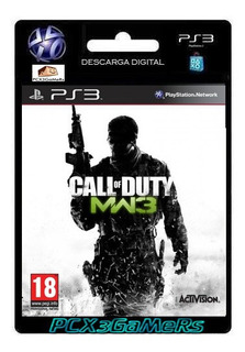 Ps3 Call Of Duty Modern Warfare 3 With Dlc Coll...