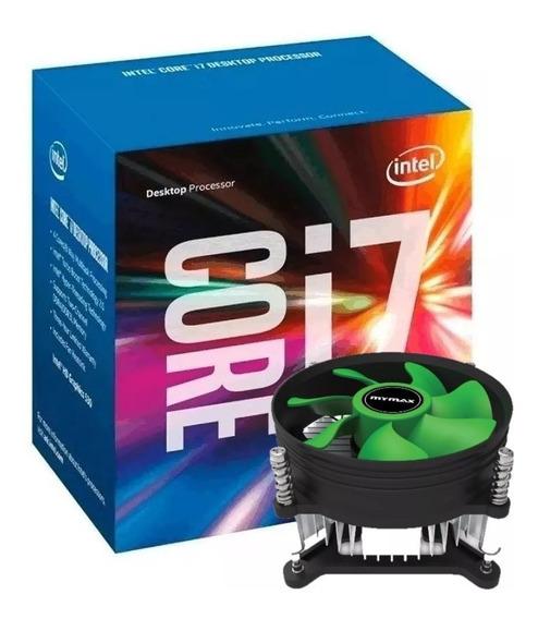 Processador Intel Core I7 3770, 3.4ghz Lga 1155 Cooler