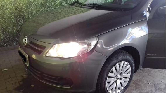 Volkswagem Gol 1.0 - 2011 - Unica Dona Baixissima Km Barato
