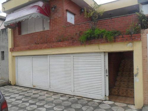Santa Terezinha - Sobrado C/4 Dorms. C/arms, 3 Salas - Garagem - 300 M² -r$2.000,00 - Ca8617