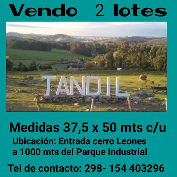 Terrenos En Tandil