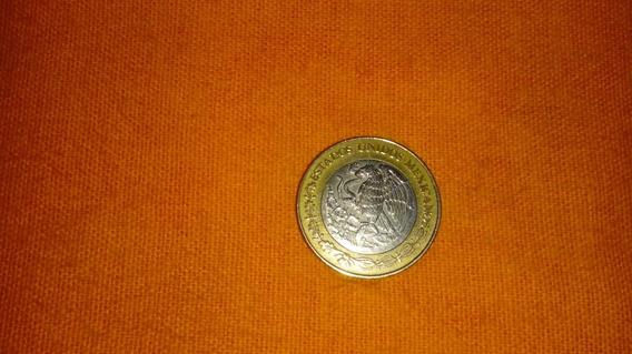 Moeda Mexicana N$5 Pesos Bimetal - Moedas no Mercado Livre